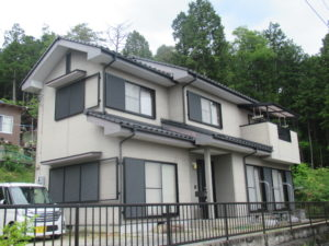 中津川市恵那市外壁塗装・屋根塗装工事専門店の㈲本多塗装店