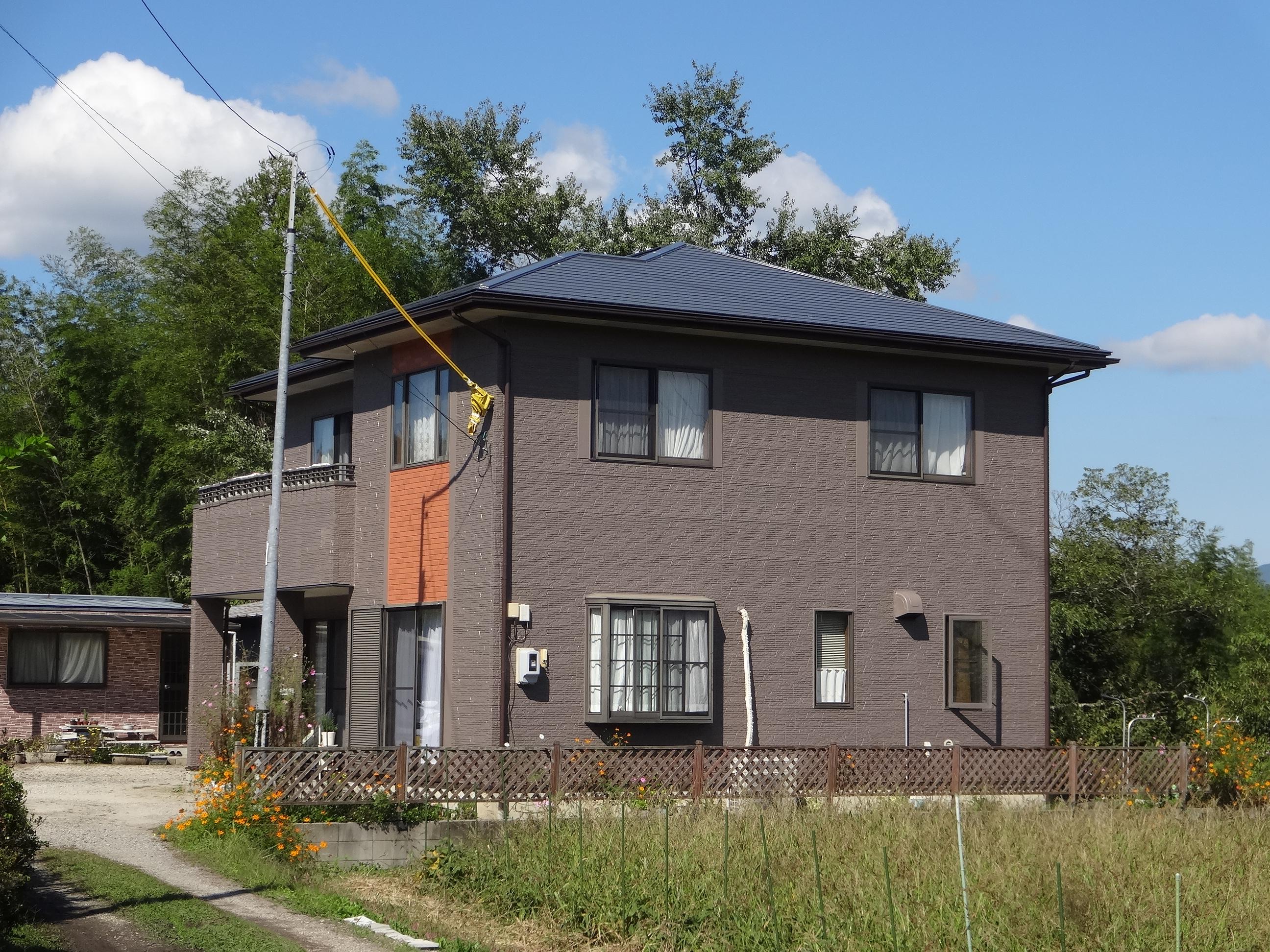 中津川市恵那市外壁塗装・屋根塗装工事専門店の㈲本多塗装店恵那ショールーム